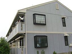 ガーデンホームズI・II[?202号室]の外観