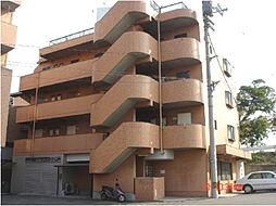 愛媛県松山市和泉北3丁目の賃貸マンションの外観