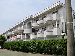 第2シャトーナツヤマ[1階]の外観