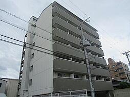 ウイングコート東大阪[2階]の外観