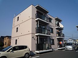 レジデンス桜[3階]の外観