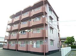 静岡県浜松市浜北区小林の賃貸マンションの外観
