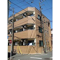 アンビシャス21新川崎[0201号室]の外観