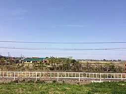 矢代田駅前分譲地 区割2-2