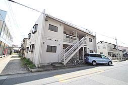 愛知県名古屋市瑞穂区亀城町6丁目の賃貸アパートの外観