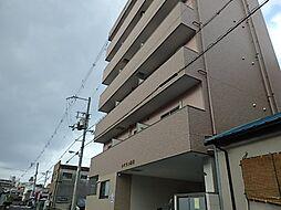 レクラン林寺[6階]の外観