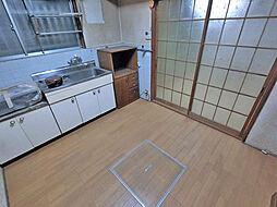 Osaka Metro谷町線 長原駅 徒歩10分 4DKの内装