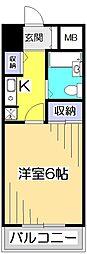 アメニティ・93[7階]の間取り