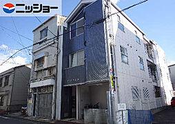 愛知県名古屋市東区矢田4丁目の賃貸マンションの外観