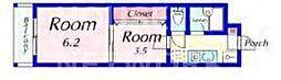 聖護院谷口マンション[101号室号室]の間取り