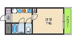 フォーラム福島・野田[3階]の間取り