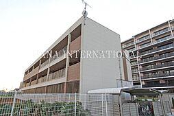 埼玉県八潮市大瀬4丁目の賃貸マンションの外観