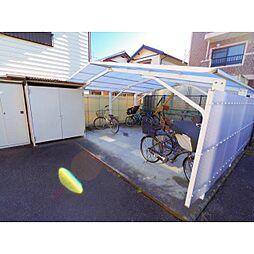 静岡県静岡市葵区南瀬名町の賃貸アパートの外観