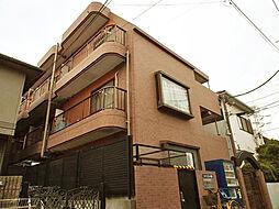 ファインズコート渡田[2階]の外観