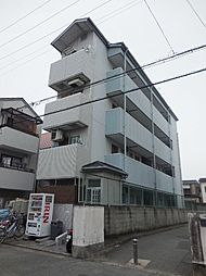 兵庫県尼崎市神田南通6丁目の賃貸マンションの外観