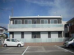 千葉県船橋市金杉7丁目の賃貸アパートの外観