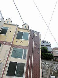 ユナイト横浜パームデールの杜[2階]の外観