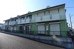 パ−ルハイツ木立47[2階]の外観