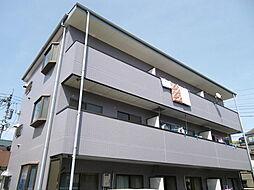 東京都足立区谷中3丁目の賃貸マンションの外観