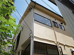 東京都世田谷区新町2丁目の賃貸アパートの外観