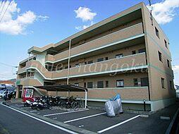 サニーハイツ福岡[3階]の外観