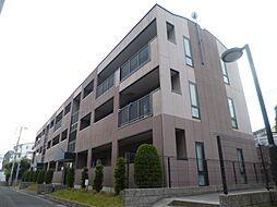 大阪府高槻市殿町の賃貸マンションの外観