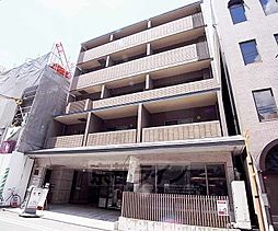 京都府京都市中京区鯉山町の賃貸マンションの外観
