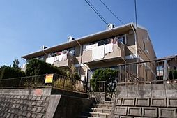 セジュール吉田[2階]の外観