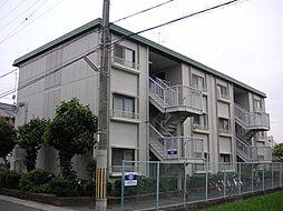 京都府京都市西京区桂北滝川町の賃貸マンションの外観