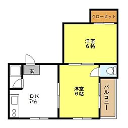 あびこ駅 4.7万円