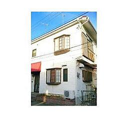 [一戸建] 神奈川県茅ヶ崎市赤松町 の賃貸【/】の外観