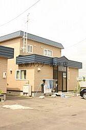 [一戸建] 北海道札幌市北区新川三条14丁目 の賃貸【/】の外観