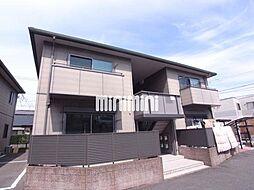 ピーチカーサ B棟[1階]の外観
