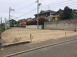 新潟市西区青山駅裏分譲地