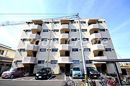徳島県徳島市佐古八番町の賃貸マンションの外観