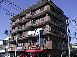 エスポワ−ル鳩岡[4階]の外観