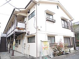 東京都足立区伊興3丁目の賃貸アパートの外観