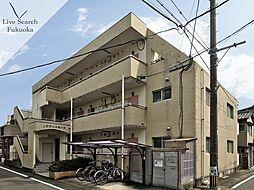 レジデンス桜ヶ丘[201号室]の外観
