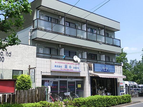 CBグリーンハイツ 3階の賃貸【東京都 / 小金井市】