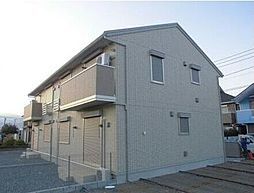 神奈川県小田原市酒匂2丁目の賃貸アパートの外観