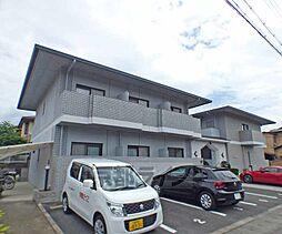 京都府京都市左京区岩倉南桑原町の賃貸マンションの外観