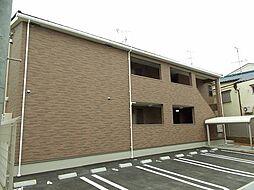 大阪府守口市金田町3丁目の賃貸アパートの外観
