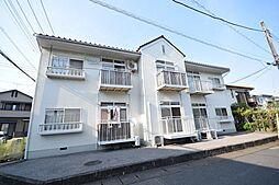 コーポ鶴田[1階]の外観