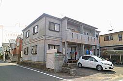 福岡県大野城市筒井5丁目の賃貸アパートの外観