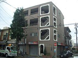 メゾンベルジュール神田[3階]の外観