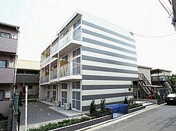 東京都足立区西新井本町4丁目の賃貸マンションの外観