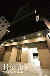 ファーストステージ江戸堀パークサイド[1007号室]の外観