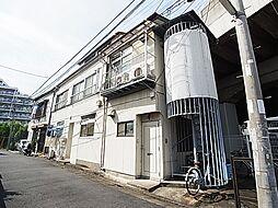 東京都足立区梅田8丁目の賃貸アパートの外観