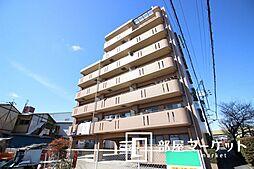愛知県豊田市東梅坪町9丁目の賃貸マンションの外観