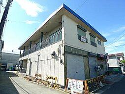 宮山コーポ[2階]の外観